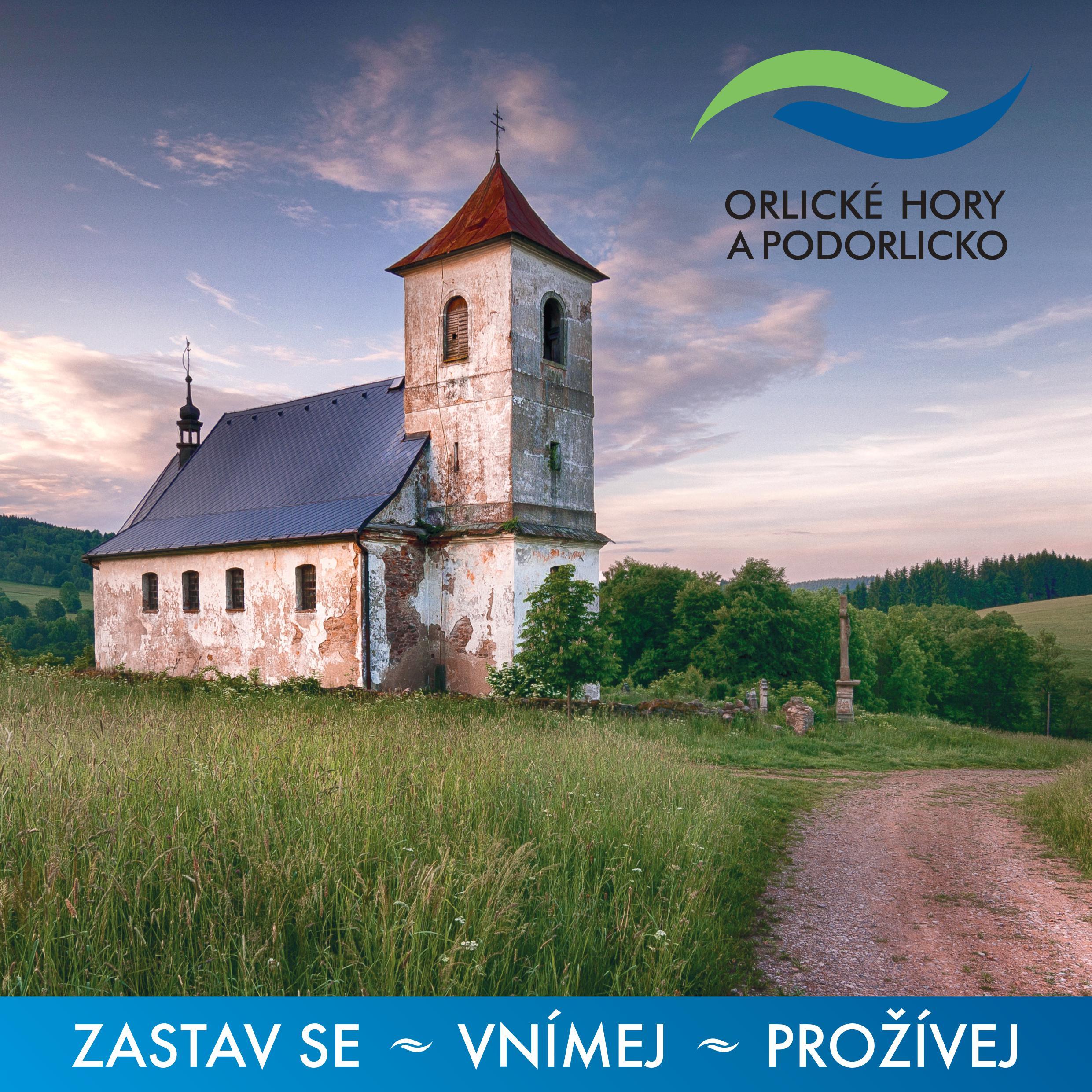 Fotografie v nové IMAGE brožuře turistické oblasti Orlické hory a Podorlicko