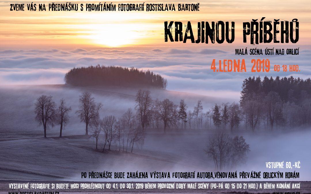 Přednáška s promítáním a výstavou fotografií v Ústí nad Orlicí