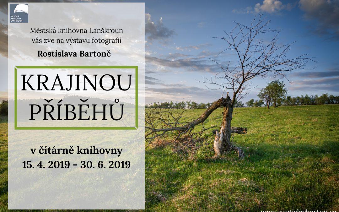 Výstava fotografií v Lanškrouně