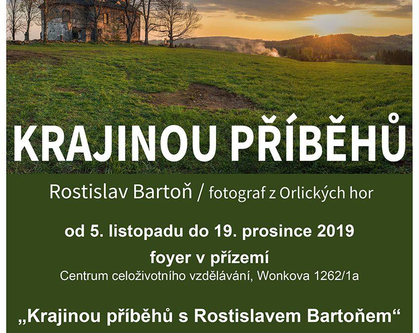 Pozvánka na výstavu a besedu s promítáním v Hradci Králové