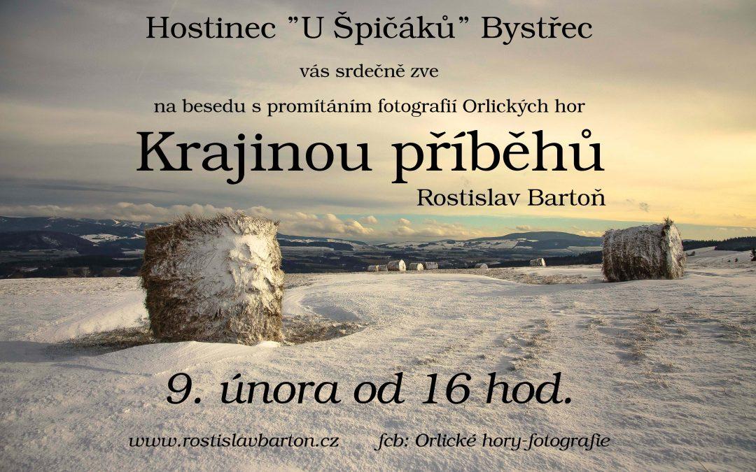 Krajinou příběhů v obci Bystřec u Jablonného nad Orlicí